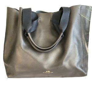 Coach Derby tote large